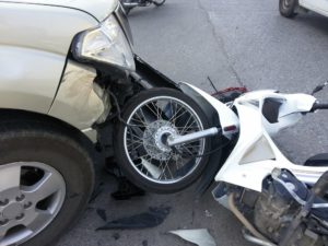Motorcycle traffic collision - Philadelphia PA