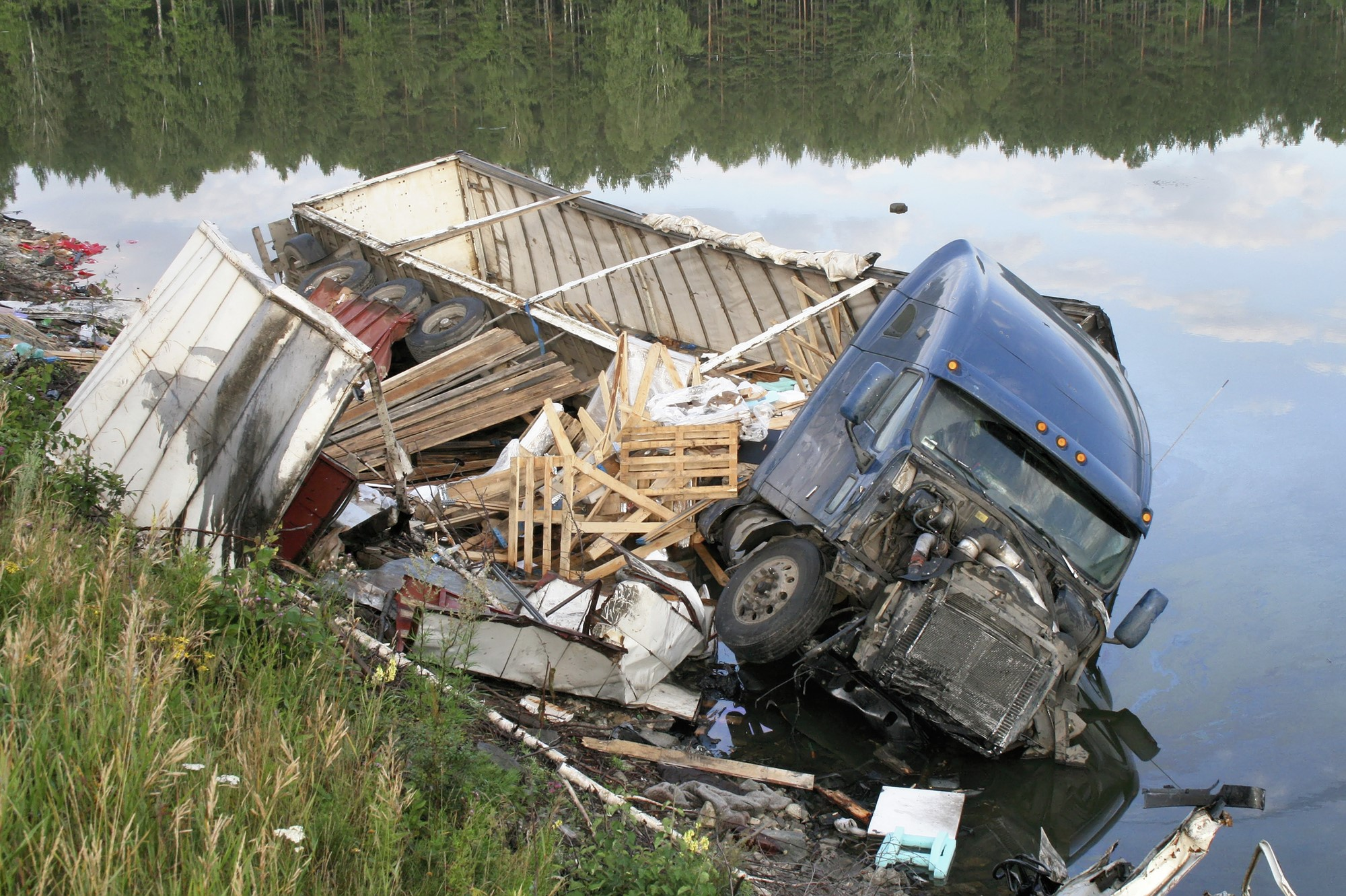 Semi-Truck Accident Lawyers